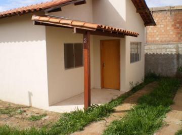 Casa em Esmeraldas para alugar no bairro Nova Esmeraldas com 2 quartos.