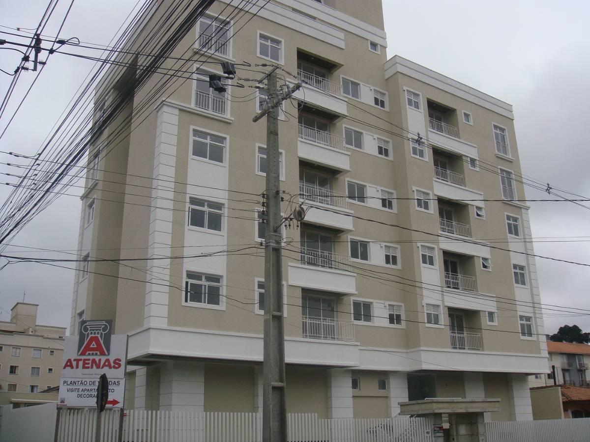 Apartamento mobiliado a venda no Bacacheri