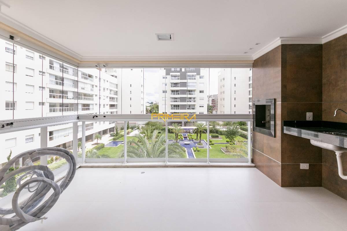 Edifício Quartier - Apartamento 3 suítes, sacada com churrasqueira