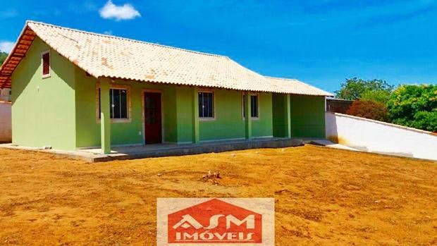 Casa Maravilhosa com 3 Quartos (1 Suíte), em Bambui, Maricá - RJ