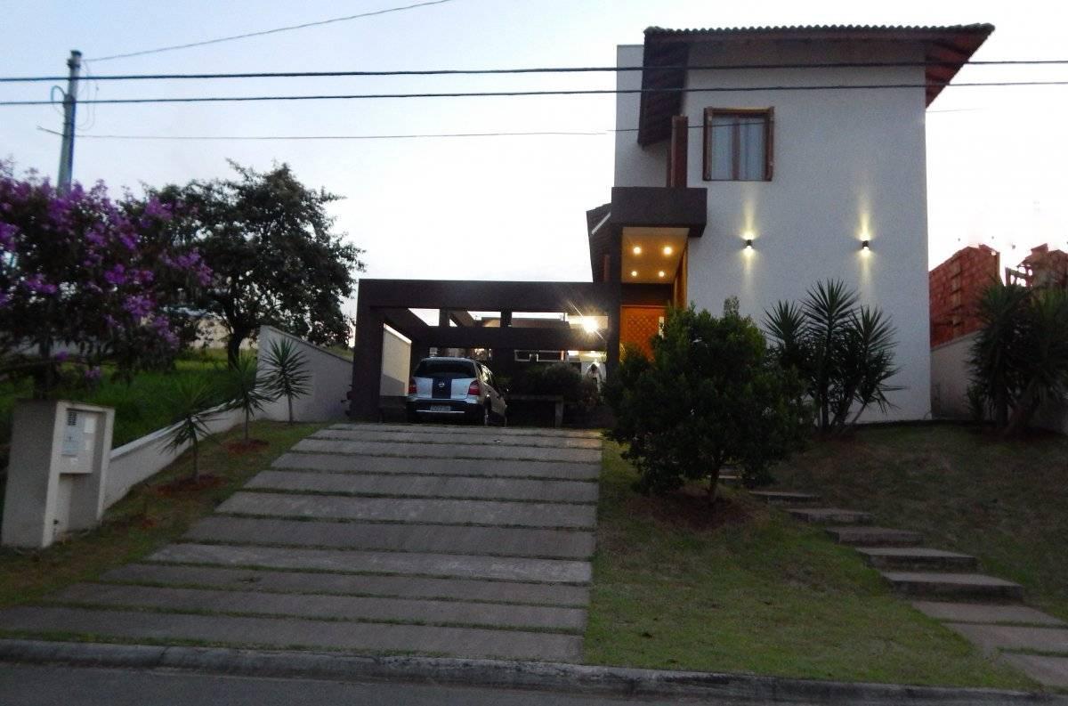 Linda Casa no Condomínio Reserva Santa Maria - Estudo Proposta !