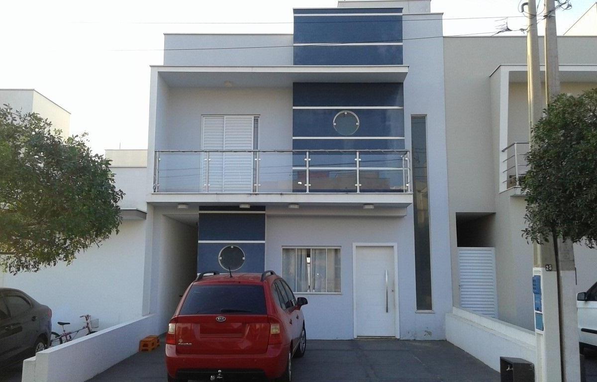 Casa a venda 3 dorm. condomínio Golden Park II Sorocaba S/P