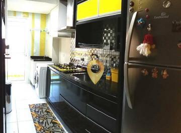 Apartamento residencial com 3 dormitórios (1 suíte) à venda, Portão, Curitiba.