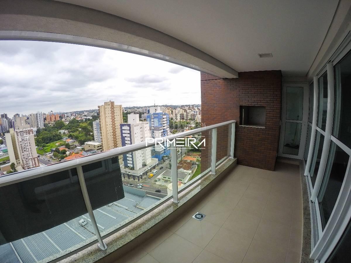Sellect Cabral - Apartamento 3 suítes, sacada c/ churrasqueira e uma vista ótima
