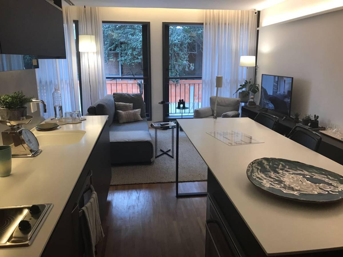 (Cyrela ) Apartamento Moema 47m² Nomad