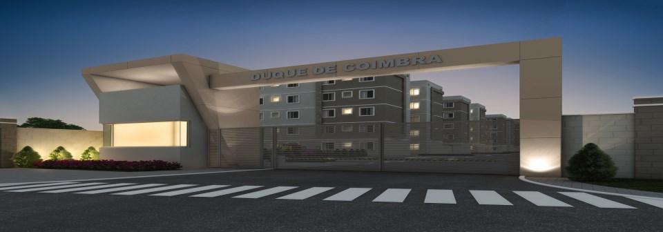 Jardim Primavera - Apartamento de 2 quartos - duque de Caxias