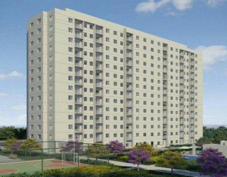 Dez Irajá - apartamento de 2 quartos - Irajá - Cimento Branco