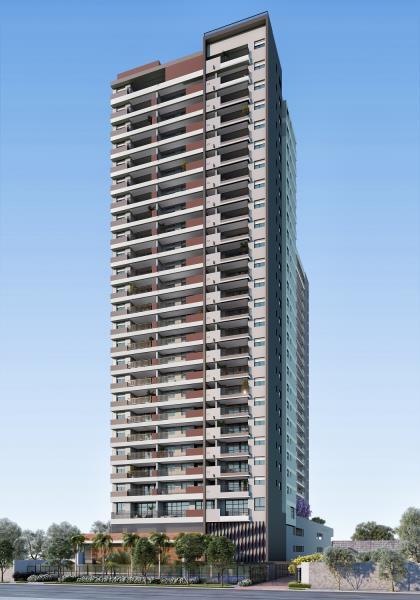 Apartamento de 2 e 3 dormitorios na Barra Funda