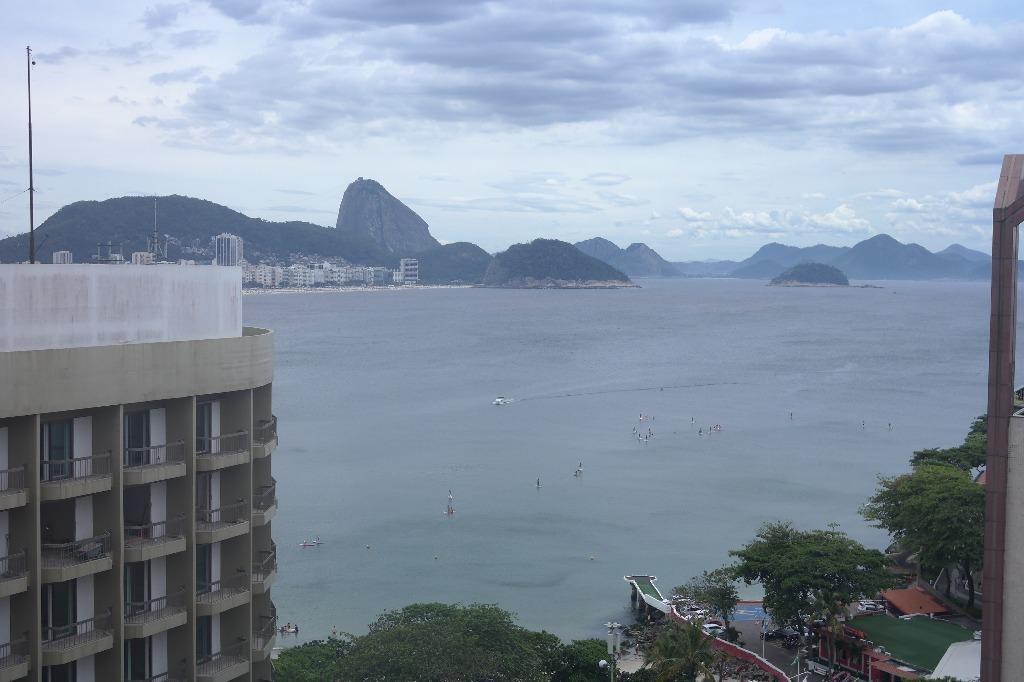 Espetacular Cobertura com vista total de Copacabana