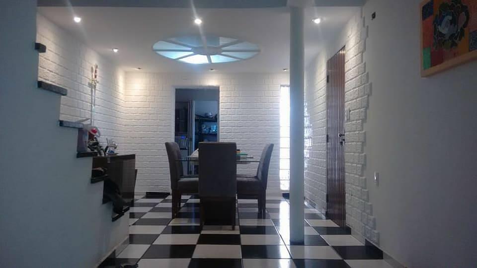 Casa maravilhosa com 4 dormitórios, 214m² em Santos