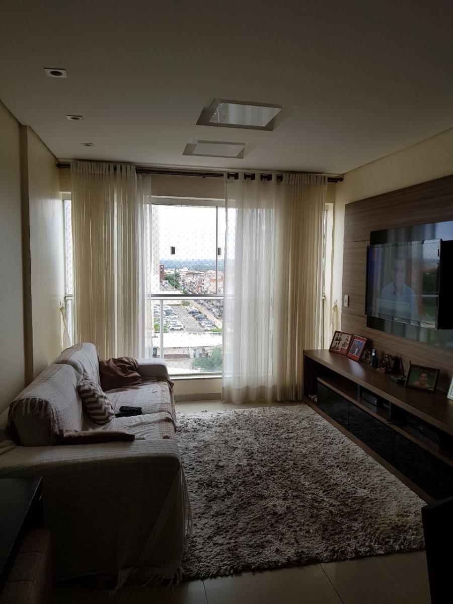 Residencial Maestri - Apartamento com 3 quartos