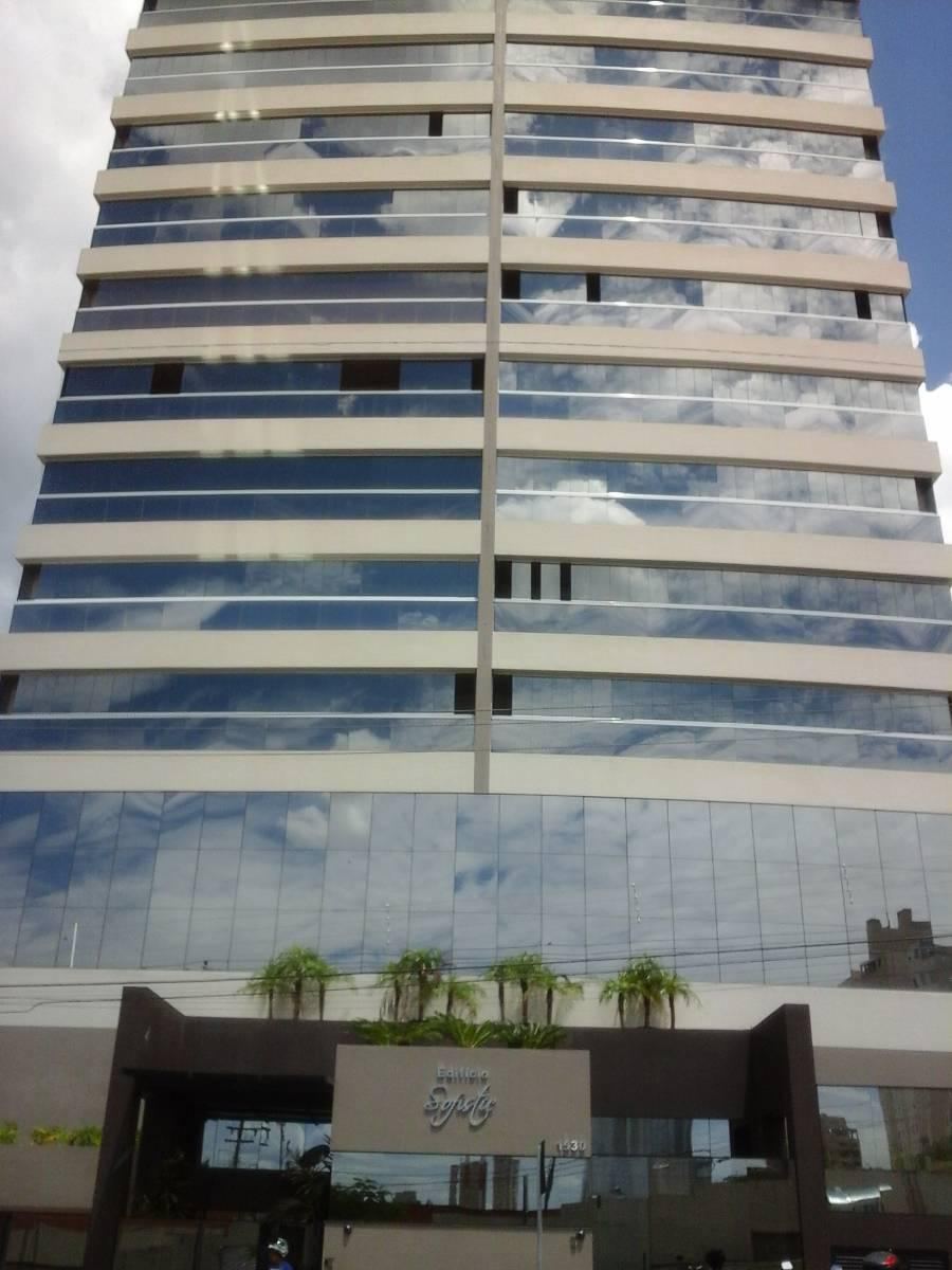 Apartamento alto padrão: Edificio Sofistic, Franca-SP.