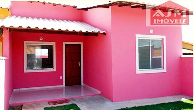 Casa Próxima a Lagoa e a Praia, em Maricá - RJ