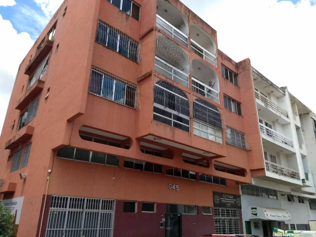 Apartamento 1 quarto (41M) Reformado c/ armários, 2° andar, nascente 98100-1403