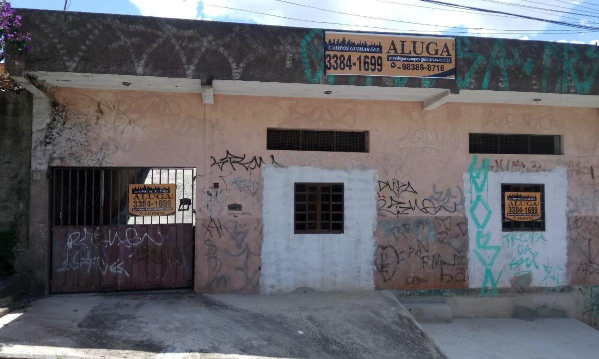 Casa para aluguel - em Mineirão