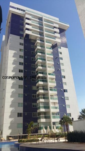 Apartamento Condomínio La Madeleine com Móveis Planejados Pronto para Morar