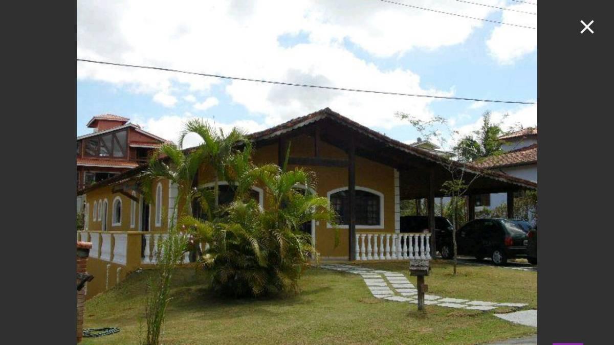 Casa no Embu Guaçu - Vale a pena conhecer