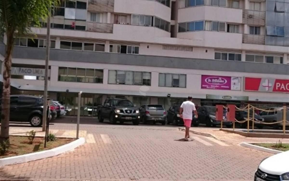 Apartamento MOBILIADO no residencial Paço Linea