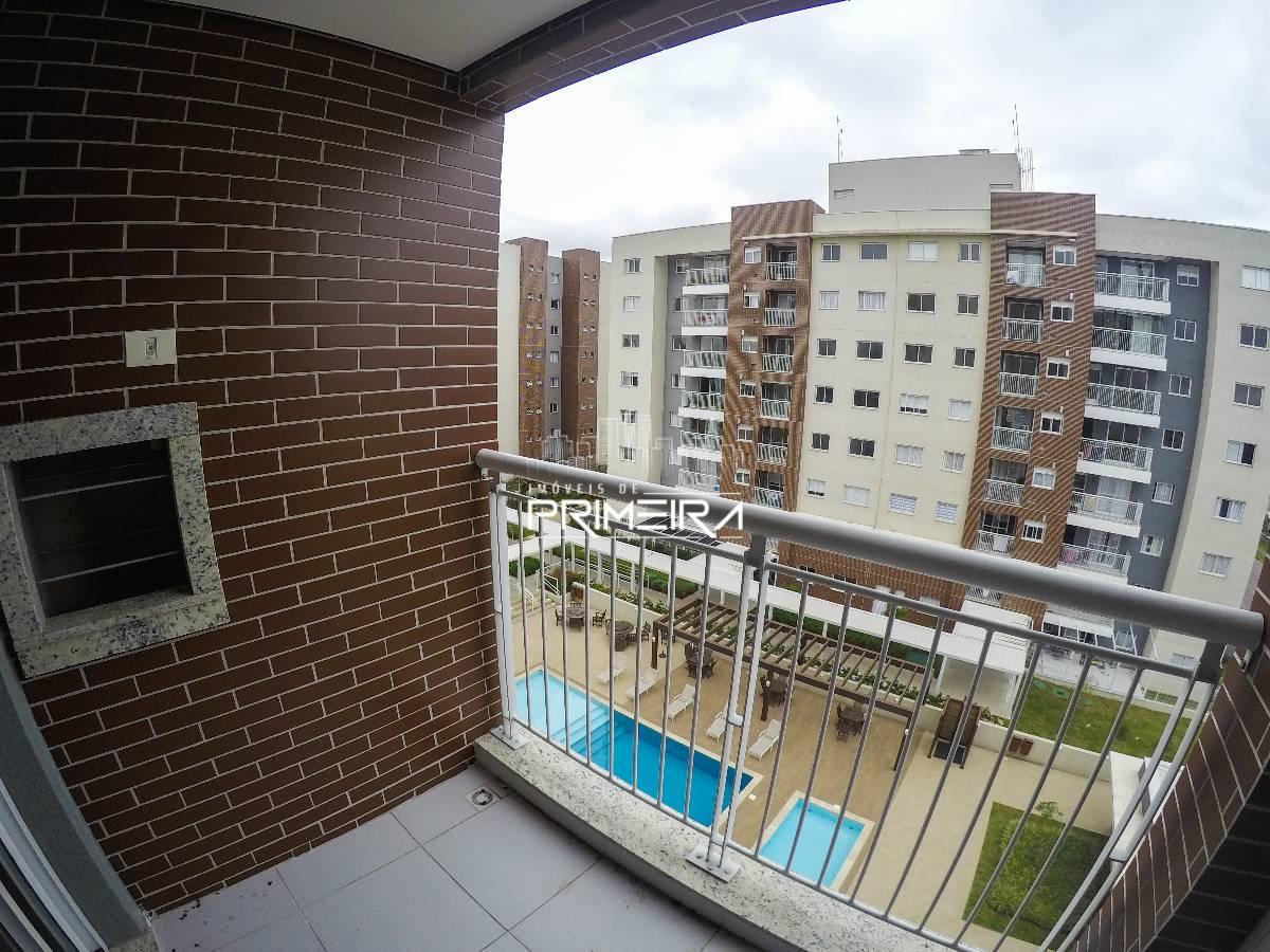 Condomínio Bonjour - apartamento 60m², sacada c/ churrasqueira