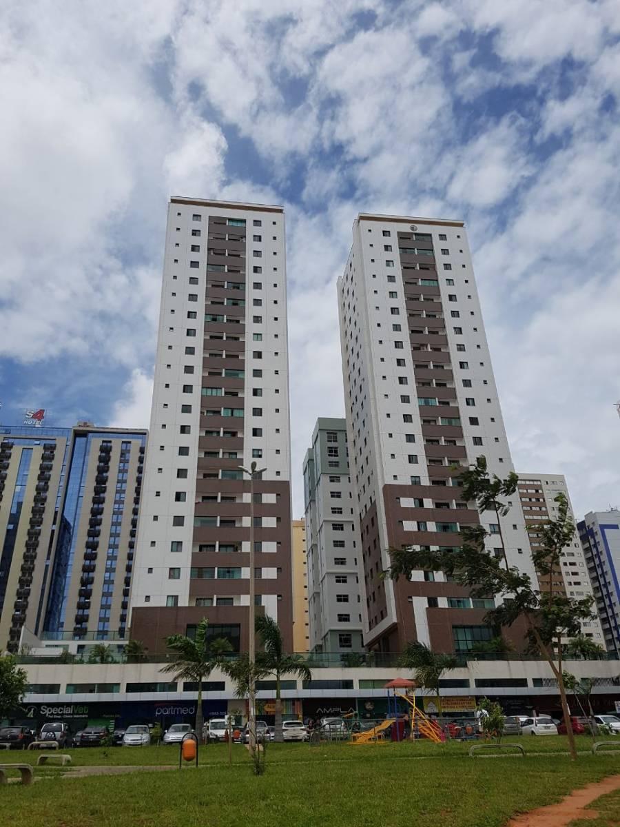 Rua 37 Sul - Edifício Mirante Prime Residence - 2 Quartos - Águas Claras