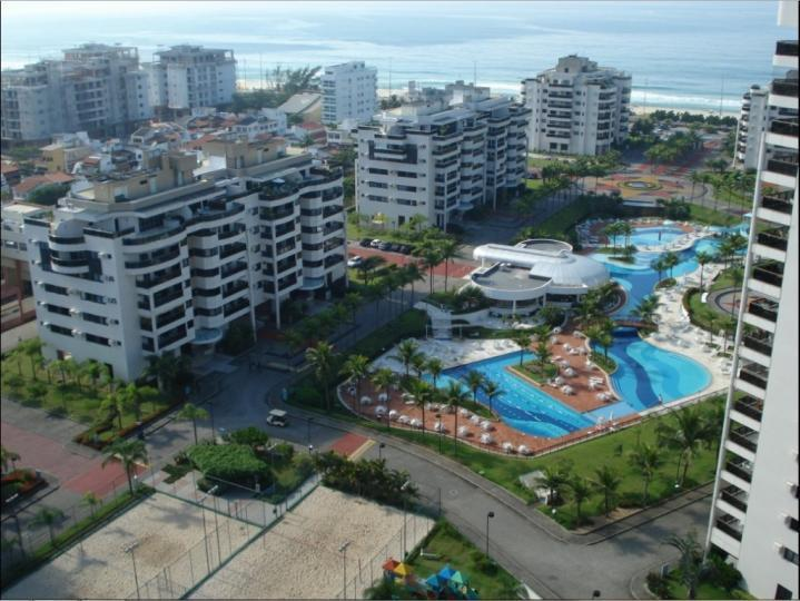Waterways - 04 Suites - Andar Alto - Reformado - Barra da Tijuca