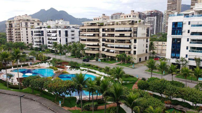 Saint Tropez - Andar Alto - 03 Suites - 149m² - Barra da Tijuca