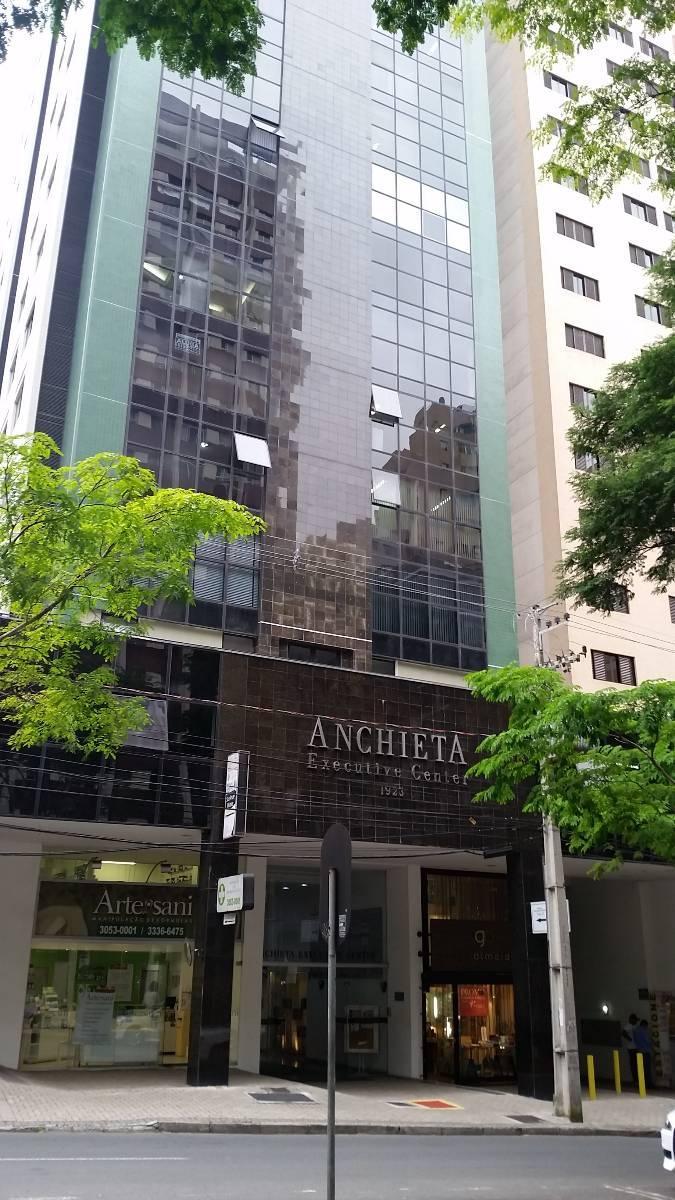 Comercial de 0 quartos, Curitiba