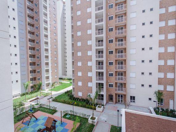 Apartamento Parque Residence -3 dorms-2 vagas- ao lado do Shopping--Guarulhos