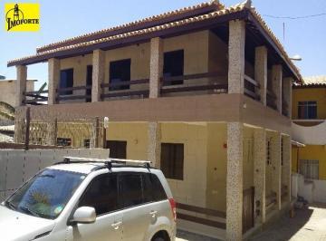 JAUÁ - Casa térrea, 3 dormitórios, condomínio frente mar.