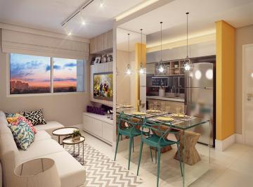 Cores Diadema Apartamento 2 dormitórios Minha Casa Minha Vida Lançamento