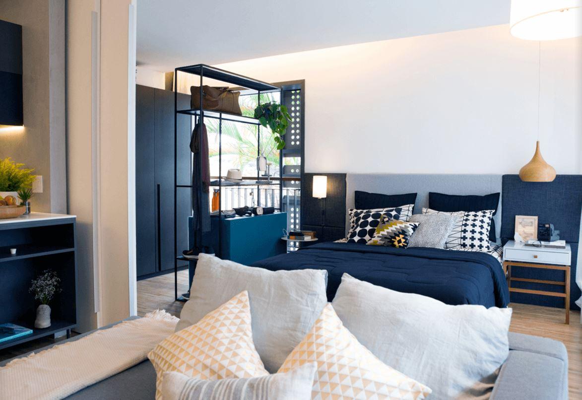 (Cyrela) Apartamento em Moema Nomad 47m² - 1 vaga
