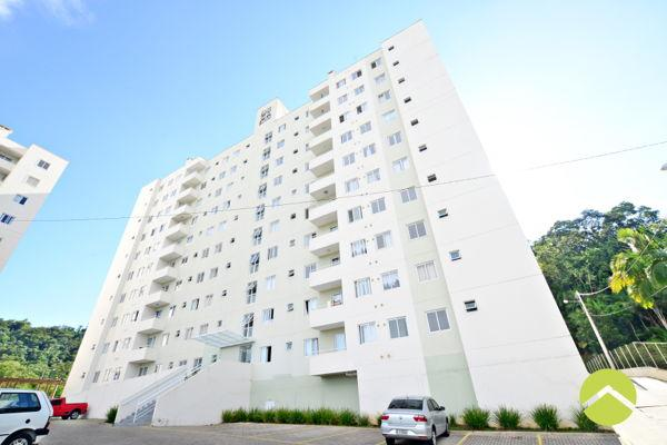 Apartamento de 2 quartos, Blumenau