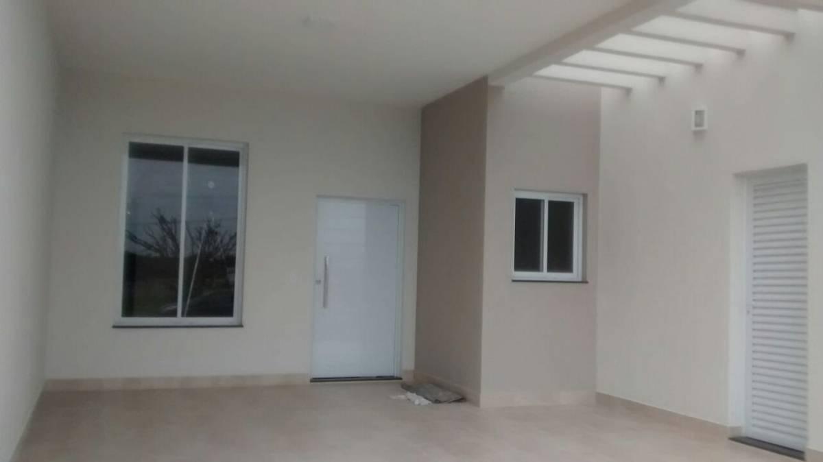 Casa Nova à Venda Condomínio Village Moutonné em Salto, SP