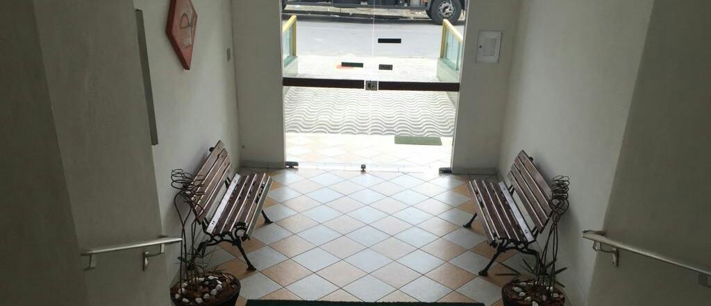 Ótima Localização - Kitnet Mobiliada na Ocian