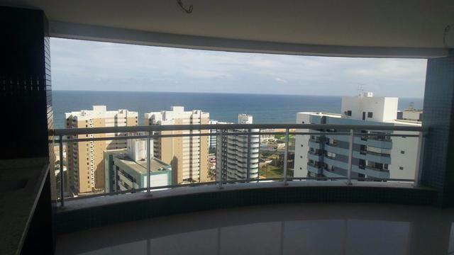 Apartamento Mar de Soreto 4/4 quartos, sendo 2 suites, com 2 vagas e 138m²
