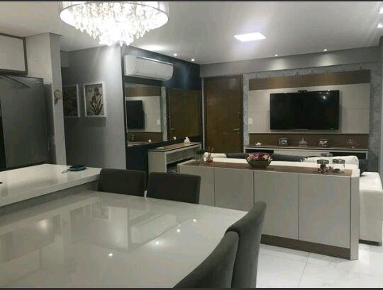 Excelente apartamento - 02 Quartos - Todo Planejado - Res. Olympique - Guará