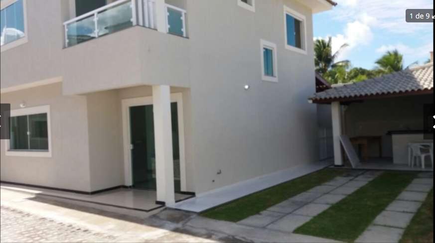 Casa de Condomínio 4 quartos 4 suítes em Pitangueiras - Lauro de Freitas - BA.