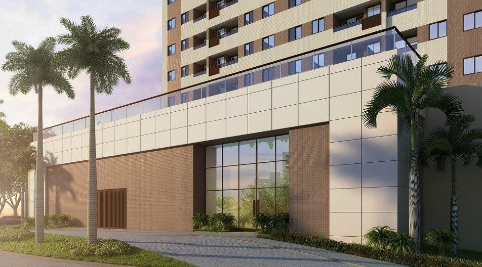 Apartamento 2 Quartos/Suite e Varanda-71991133541