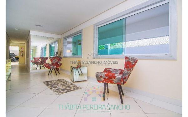 Apartamento no Residencial Cecla Chateaubriand -