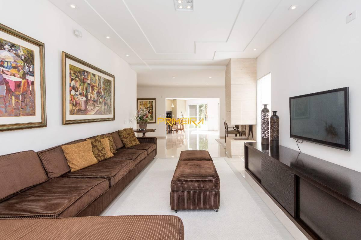 Condomínio West Side III - ACEITA PERMUTA, Casa ampla decorada no Campo Comprido