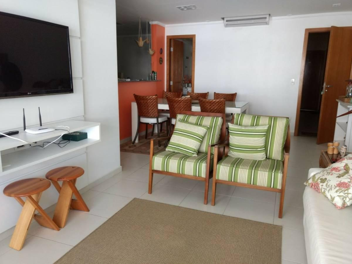 Apartamento de 4 quartos, Bertioga