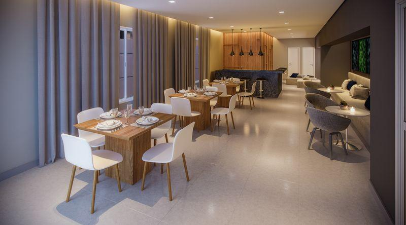 Ritmos da Barra - Apartamentos de 41 m² - 2 Dorms.