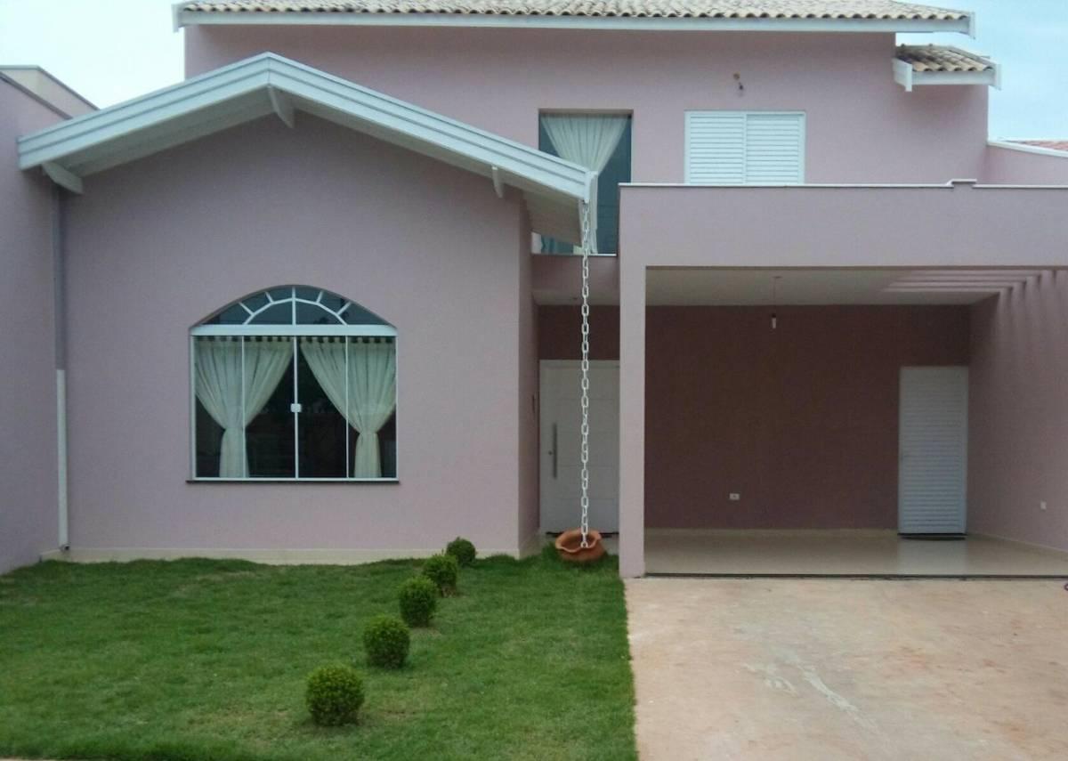 Casa de 3 quartos, Boituva