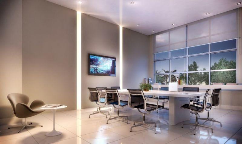 Viz Ponte Estaiada Estúdio de 35 m² - 1 Dorm. - Morumbi