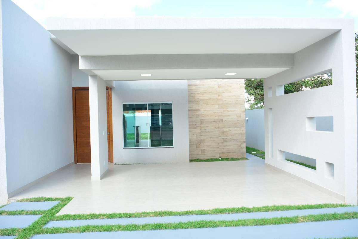 Condomínio Alto da Boa Vista - Casa Nova com 03 Suítes e Pé Direito Duplo