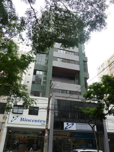 Sala Comercial - 39,00m² - Bigorrilho