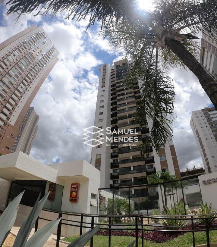 Real Classic Resort quadra 206 Águas claras Apartamento 4 quartos