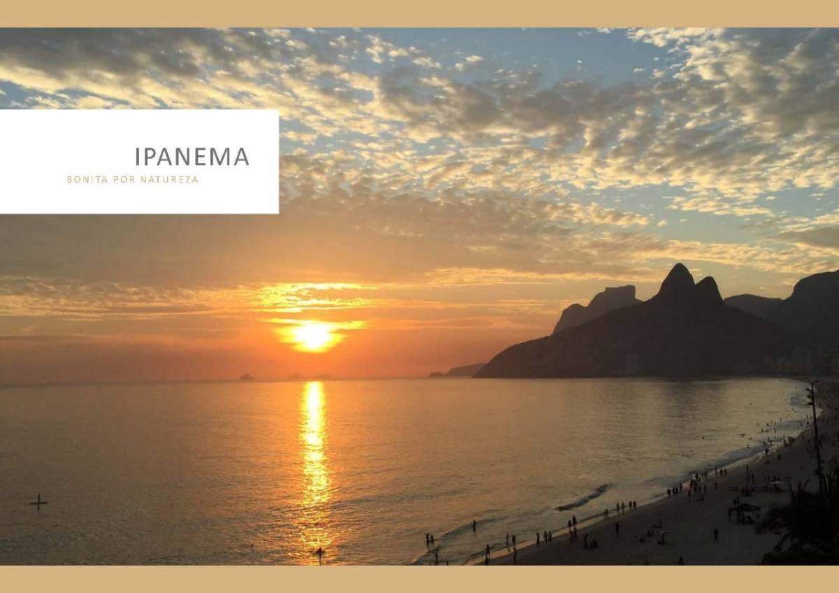 Ipanema - Prudente de Morais na quadra da praia