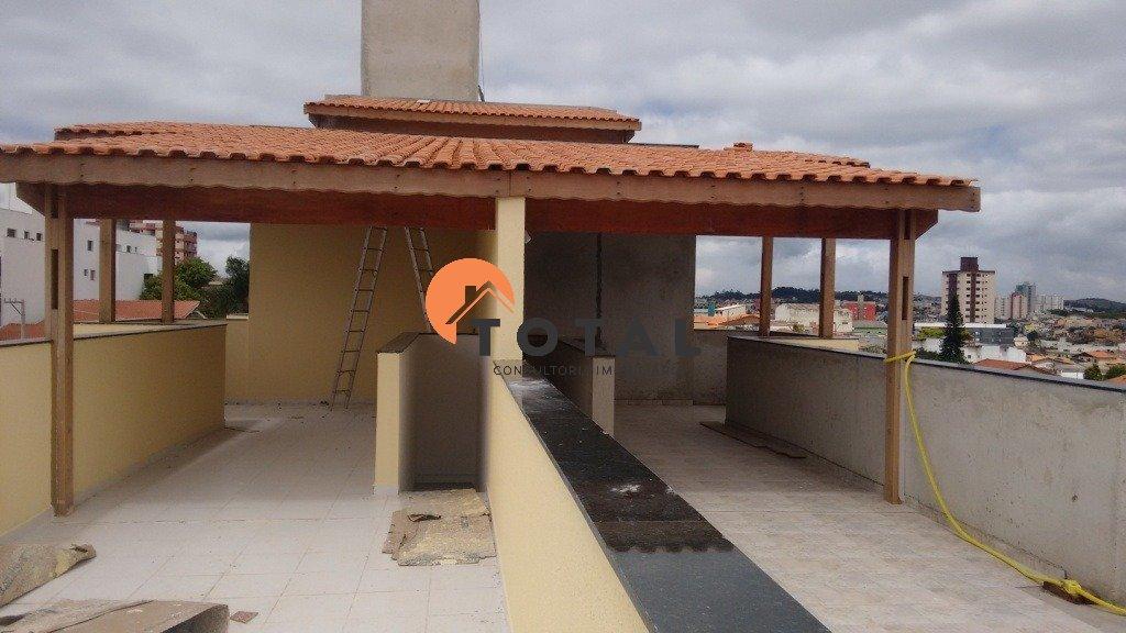 Apartamento com 2 dormitórios sendo 1 suíte e 1 vaga. Vila Guarani - Mauá