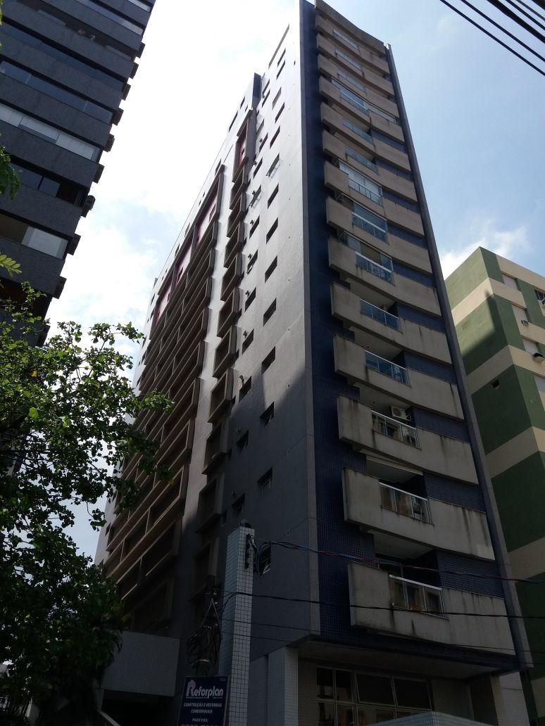 Apartamento Para Locação em Santos/Boqueirao